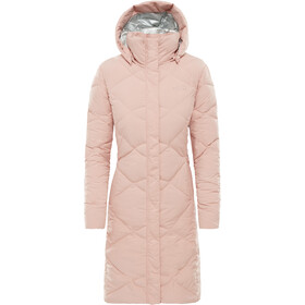 The North Face Miss Metro II Parka Naiset, misty rose